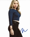 Natalie Alyn Lind Signed 8x10 Photo - Video Proof