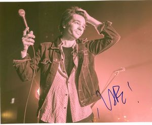 Nate Ruess Signed 8x10 Photo