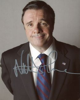 Nathan Lane Signed 8x10 Photo