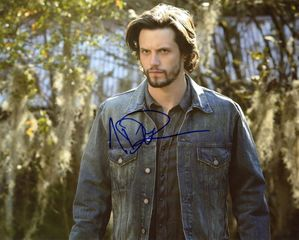 Nathan Parsons Signed 8x10 Photo
