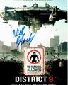 Neill Blomkamp Signed 8x10 Photo