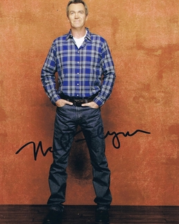 Neil Flynn Signed 8x10 Photo