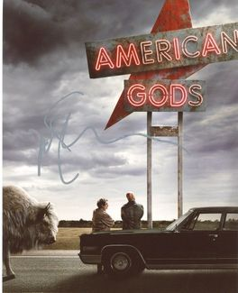 Neil Gaiman Signed 8x10 Photo