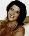 Neve Campbell Signed 8x10 Photo