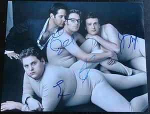 Comedy's New Legends Signed 11x14 Photo