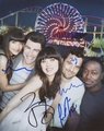 New Girl Signed 8x10 Photo - Video Proof