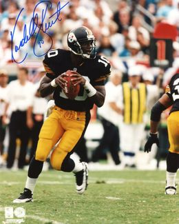 Kordell Stewart Signed 8x10 Photo