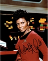 Nichelle Nichols Signed 8x10 Photo