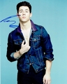 Nick Jonas Signed 8x10 Photo