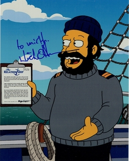 Nick Offerman Signed 8x10 Photo