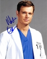 Nick Gehlfuss Signed 8x10 Photo