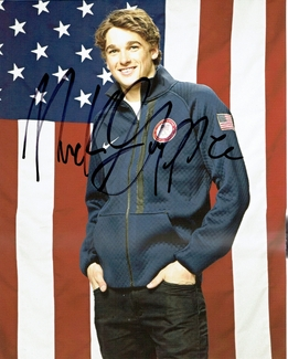 Nick Goepper Signed 8x10 Photo - Video Proof