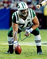 Nick Mangold Signed 8x10 Photo