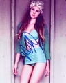 Nicola Peltz Signed 8x10 Photo