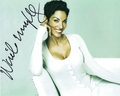 Nicole Murphy Signed 8x10 Photo
