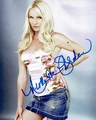 Nicollette Sheridan Signed 8x10 Photo