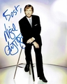 Nigel Lythgoe Signed 8x10 Photo