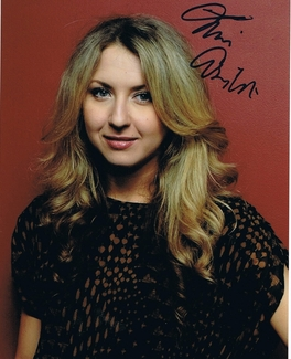 Nina Arianda Signed 8x10 Photo - Video Proof