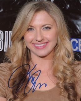 Nina Arianda Signed 8x10 Photo