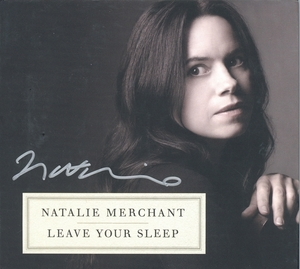 Natalie Merchant Signed CD