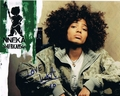 Nneka Signed 8x10 Photo - Video Proof