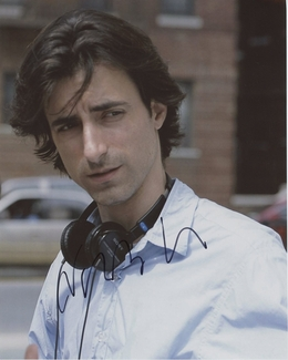 Noah Baumbach Signed 8x10 Photo - Video Proof