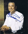 Nobu Matsuhisa Signed 8x10 Photo - Video Proof