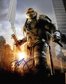 Noel Fisher Signed 8x10 Photo
