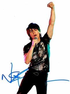 Nolan Gerard Funk Signed 8x10 Photo