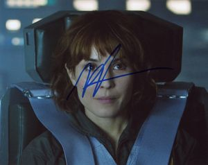 Noomi Rapace Signed 8x10 Photo