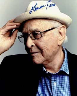 Norman Lear Signed 8x10 Photo