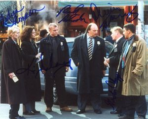 NYPD Blue Signed 8x10 Photo