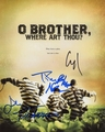 O Brother, Where Art Thou? Signed 8x10 Photo