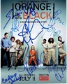 Orange Is the New Black Signed 8x10 Photo - Video Proof