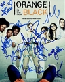 Orange Is the New Black Signed 8x10 Photo