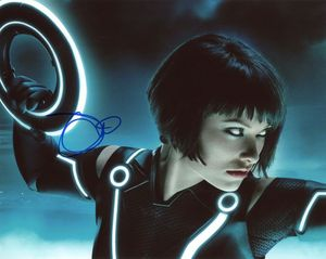 Olivia Wilde Signed 8x10 Photo - Video Proof