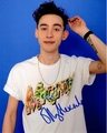 Olly Alexander Signed 8x10 Photo