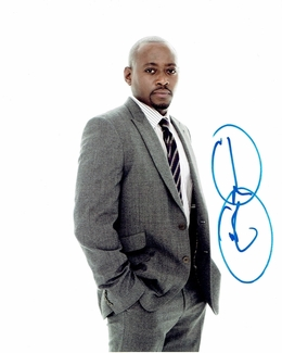 Omar Epps Signed 8x10 Photo