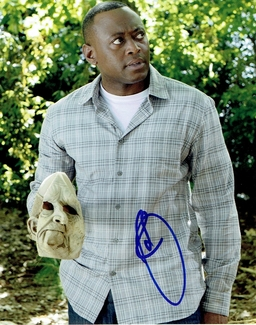 Omar Epps Signed 8x10 Photo - Video Proof