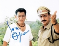 Om Puri Signed 8x10 Photo - Video Proof