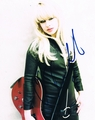 Orianthi Signed 8x10 Photo
