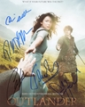 Outlander Signed 8x10 Photo