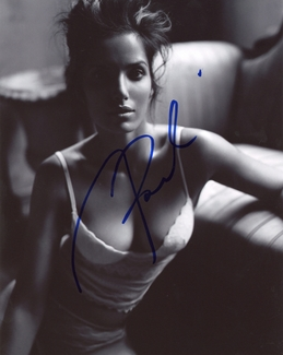 Padma Lakshmi Signed 8x10 Photo - Video Proof
