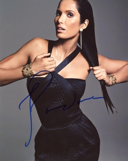 Padma Lakshmi Signed 8x10 Photo