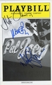 Pal Joey Signed Playbill