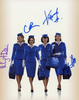 Pan Am Signed 8x10 Photo - Video Proof