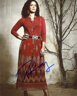 Parisa Fitz-Henley Signed 8x10 Photo