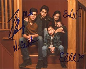 Party of Five Signed 8x10 Photo