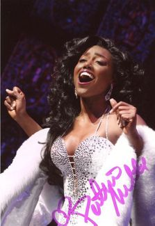 Patina Miller Signed 5x7 Photo