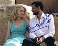 Patricia Clarkson & Alexander Siddig Signed 8x10 Photo - Video Proof